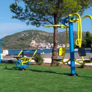 Trampolini i fitness